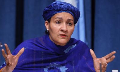 'Chibok schoolgirls' strength inspiring' – UN