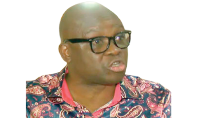 2018: Fayose in storm of conspiracies