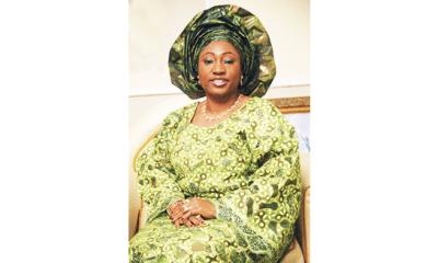 Fayemi's wife harps on national development, unity