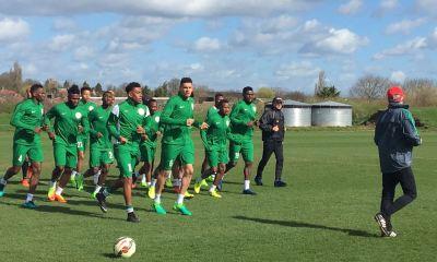 22 Eagles in Asaba, ready for big fight in Jo'burg