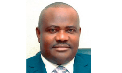 Wike accuses Dickson of plotting to destabilise Rivers