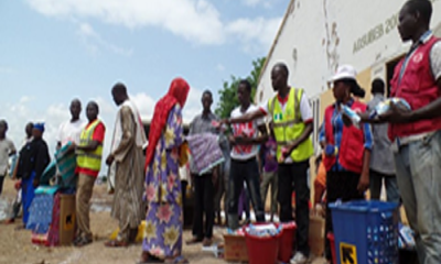 Human Right Day: UNHER/NBA sensitize IDPs on their rights