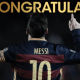 Messi wins fifth Golden Shoe award