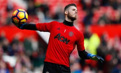 De Gea 'guaranteed' to stay at United – Mourinho