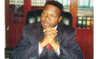 Ozekhome: Buhari should implement 2014 Confab recommendations