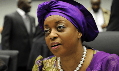 Again, Diezani temporarily forfeits 56 houses to FG