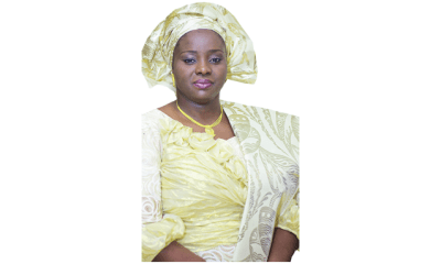 My cancer story -Mrs. Omolewa Ahmed