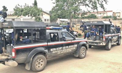 Abia: 700 NSCDC officials undergo forensic psycho examination