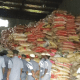 Customs seizes N55m bags of rice, concealed with yam, cassava tubers