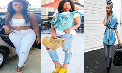 Style tips for skinny jeans