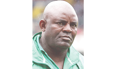 NIG vs CAM: Chukwu: Nigeria good for three points