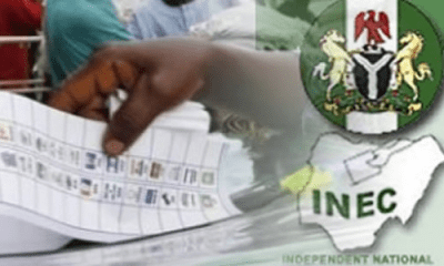 Voter register: 300,000 voters failed eligibility test –INEC