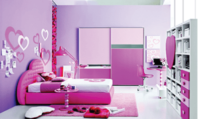 Jazz up home interiors with creative wall paint