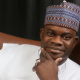 Kogi poll: Court begins hearing on suit challenging Yahaya Bello's eligibility