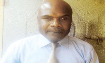 A blind man's crusade against blindness
