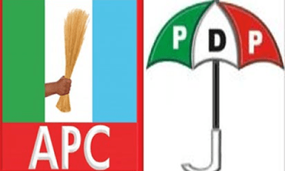 500 APC members defect to PDP in Adamawa
