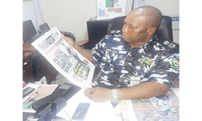 We are yet to meet UN police/citizen ratio –Bayelsa CP