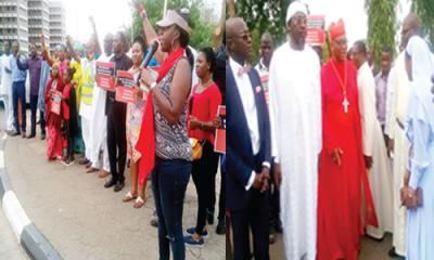 BBOG wants 113 Chibok girls, 6 Lagos schoolboys rescued