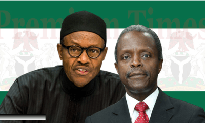Osinbajo visits Buhari in London, mulls changes