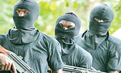 Again, kidnappers abduct business tycoon