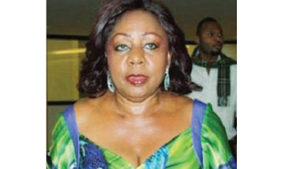 Ita-Giwa celebrates 73rd birthday with spectacular soiree