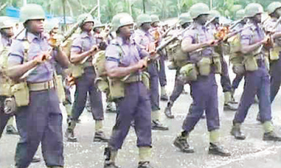 Navy arrests eight suspects with 112 drums of fuel in A'ibom