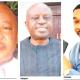 Palm Sunday: Clerics slam legislature, executives over face-off