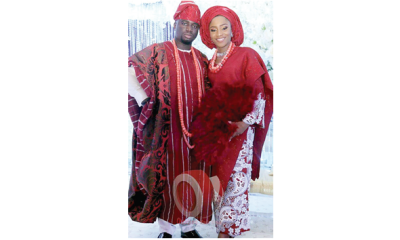 Oyinlola hosts high society to daughter's wedding