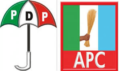 Delta: APC, PDP in war of words over tribunal judgement