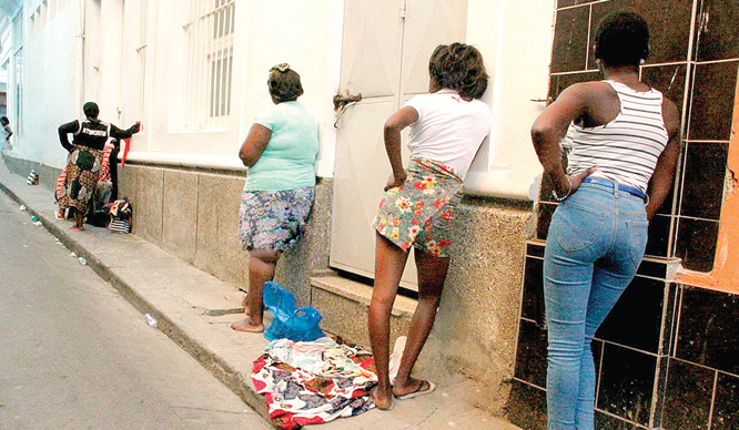 We pay tithes and offerings to enhance our business –Lagos prostitutes