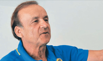 Rohr: Home-based Eagles must wait for their time