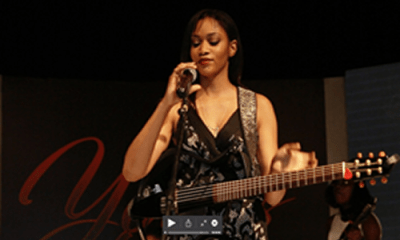 DONALD DUKE'S DAUGHTER: I PICKED SAX BECAUSE OF MY DAD