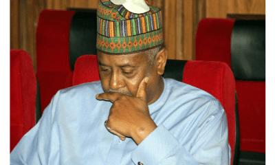 Arms purchase: Dasuki shuns court trial