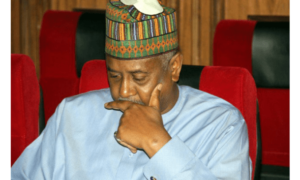 Arms purchase: Dasuki shuns court trial