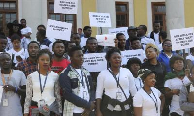 Xenophobia: African envoys slam India over attacks on Nigerian students