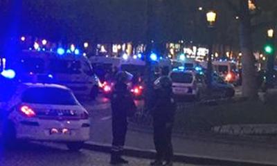Policeman killed in Paris shooting