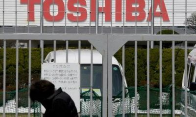 Report: Google, Amazon eye Toshiba's chip unit