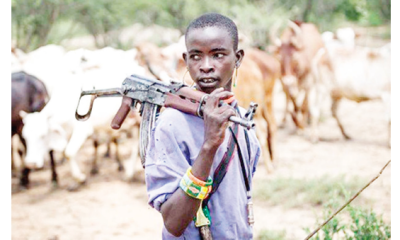 Union to governors: Enact law to curb herdsmen's menace