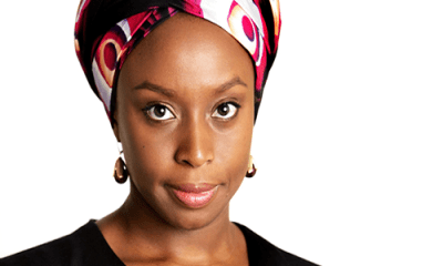 Chimamanda Adichie bags Fight against Hunger award, like Oprah Winfrey, Tutu