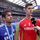 Costa aims dig at Atletico, may review decision not to return to Chelsea