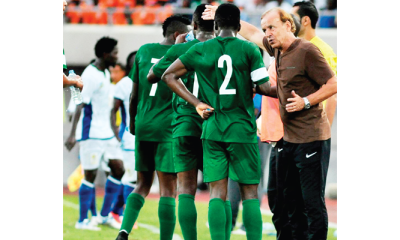 Again, Eagles slip on FIFA ranking