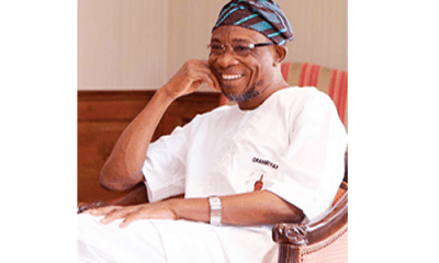 Celebration as Gov. Aregbesola turns 60