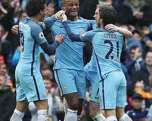 EPL: City out to show why they're PL favourites