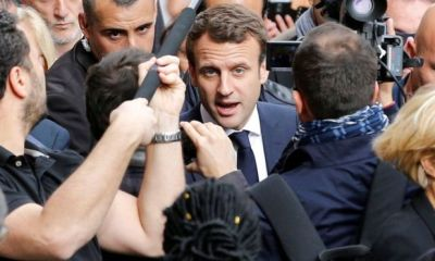 Macron: Chinese investments threaten African sovereignty