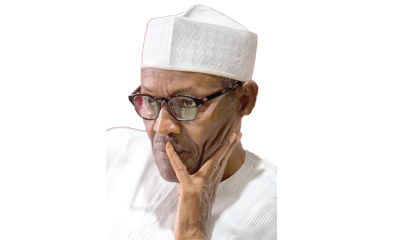 Buhari: Looters desperate to take power