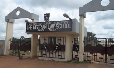 4,779 graduate from Nigeria Law School, 161 with First Class