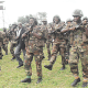Soldier stabs police corporal for opposing 'order', seven injured