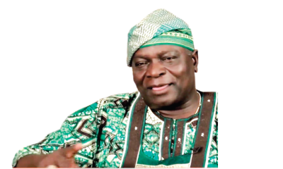 JUST IN: Oyinlola resigns as NIMC chariman