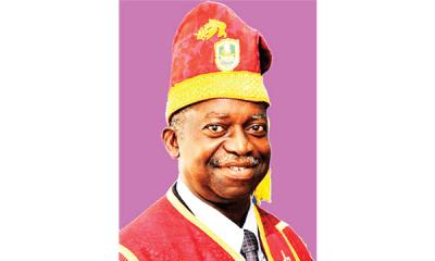 Prof. Sofoluwe resurrects in UNILAG