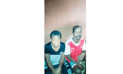 Husband, wife held for armed robbery